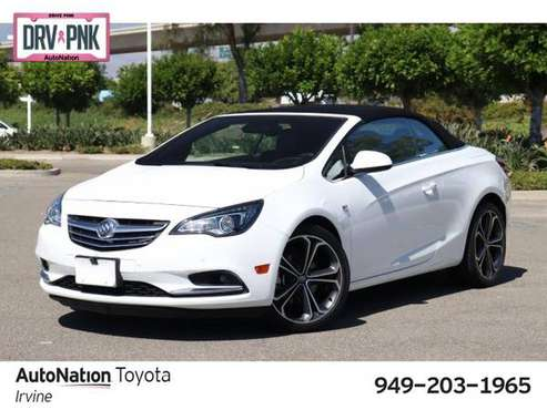 2016 Buick Cascada Premium SKU:GG114493 Convertible for sale in Irvine, CA