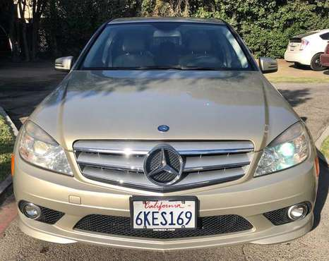 2010 Mercedes C300 LOW MILES for sale in Pasadena, CA