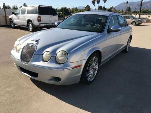 2008 jaguar S type 3.0L low mileage for sale in Pasadena, CA