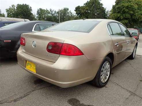 2006 Buick Lucerne sedan CX 4dr Sedan - Tan for sale in Lansing, MI