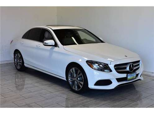 2015 Mercedes-Benz C-Class 4WD AWD All Wheel Drive C 300 4MATIC Sedan for sale in Escondido, CA