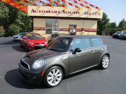 2013 Mini Cooper S - cars & trucks - by dealer - vehicle automotive... for sale in ALABASTER, AL
