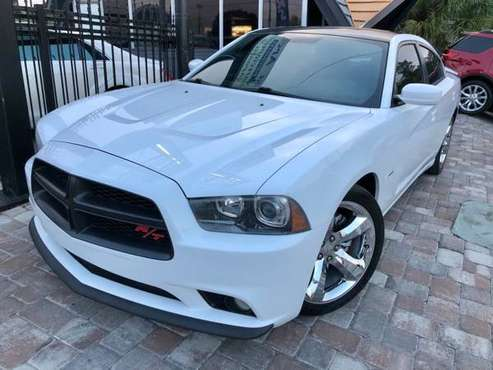 2013 DODGE CHARGER RT/PLUS..WE FINANCE EVERYONE 100% - cars & trucks... for sale in TAMPA, FL