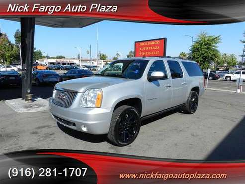 2010 GMC YUKON XL SLT $4500 DOWN $275 PER MONTH(OAC)100%APPROVAL YOUR for sale in Sacramento , CA