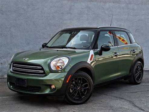 MINI Countryman - BAD CREDIT BANKRUPTCY REPO SSI RETIRED APPROVED -... for sale in Las Vegas, NV