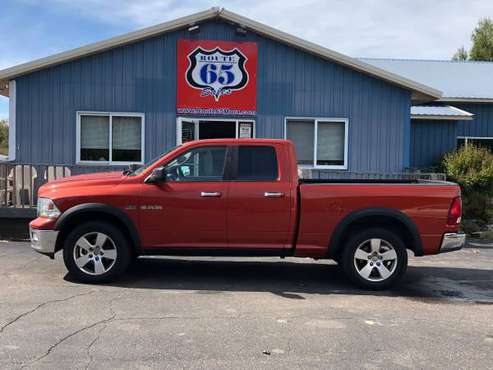 2009 RAM 1500 CREW CAB for sale in Mora, MN