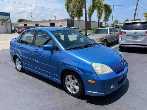 2003 Suzuki Aerio S - Loaded - Low Miles - Clean!!!! for sale in Margate, FL
