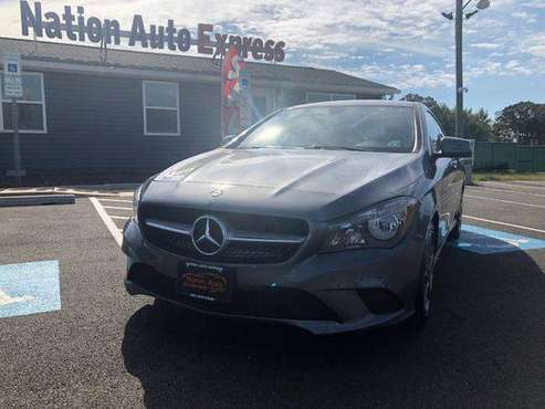 2014 Mercedes-Benz CLA-Class CLA250 $500 down!tax ID ok for sale in White Plains , MD