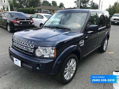 2011 LAND ROVER LR4 HSE - Call/Text for sale in Fredericksburg, VA