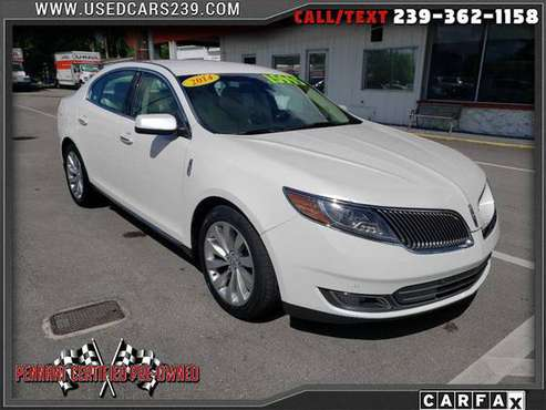 2014 Lincoln MKS FWD for sale in Fort Myers, FL