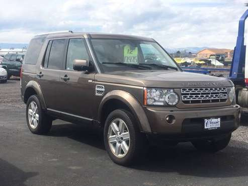 2012 Land Rover LR4 HSE lux Stock# 1913 for sale in Pueblo West, CO
