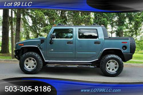 2005 *HUMMER* *H2* *SUT* *Truck* 4x4 NEW 35's Leather H1 H2 H3 for sale in Portland, OR