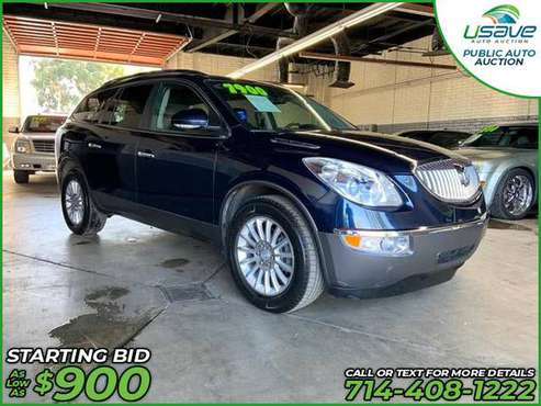 2012 Buick Enclave AWD 4dr Convenience for sale in Garden Grove, CA