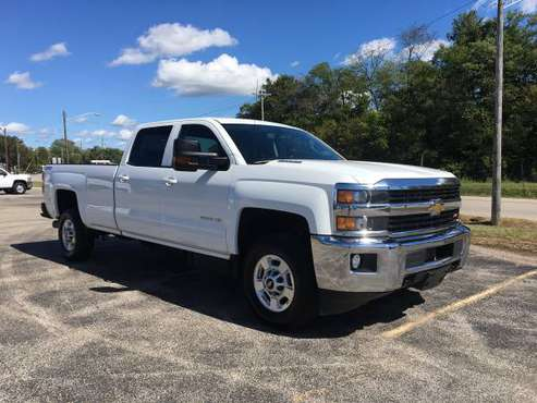 2015 CHEVY SILVERADO 2500HD 4x4 DURAMAX for sale in Bedford, IN