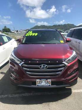2016 Hyundai Tucson Limited-*Call/Text @ * for sale in Kailua, HI