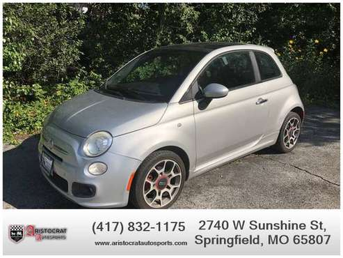 2012 FIAT 500 - Financing Available! for sale in Springfield, MO