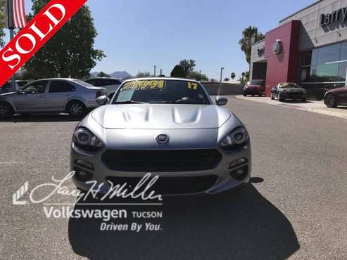2017 FIAT 124 Spider Lusso for sale in Tucson, AZ