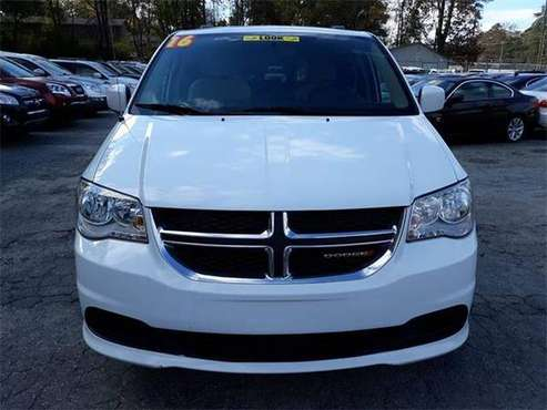 2016 Dodge Grand Caravan mini-van American Value Package 4dr for sale in Norcross, GA