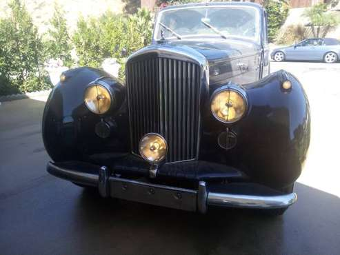 1953 Bentley R Type for sale in Burbank, CA