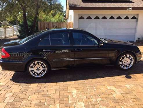 2007 Mercedes Benz E-350 Sport for sale in San Diego, CA