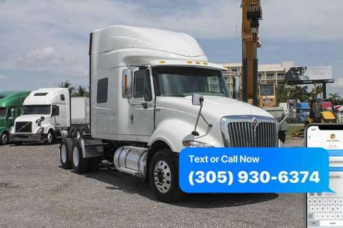 2014 International ProStar+ Sleeper Truck For Sale *WE FINANCE BAD... for sale in Miami, FL