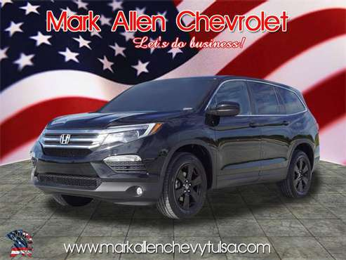 2016 Honda Pilot EX-L for sale in Tulsa, OK