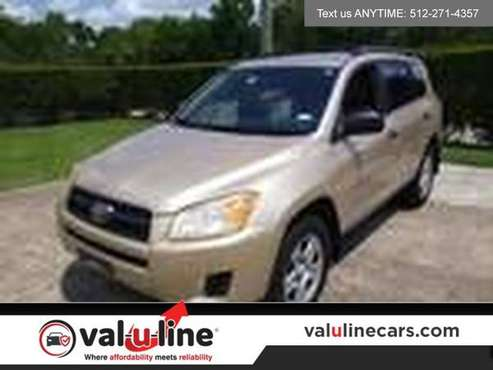 2010 Toyota RAV4 Sandy Beach Metallic Priced to SELL!!! for sale in Austin, TX