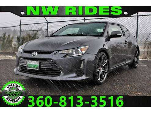 2015 Scion tC Hatchback Coupe 2D for sale in Bremerton, WA