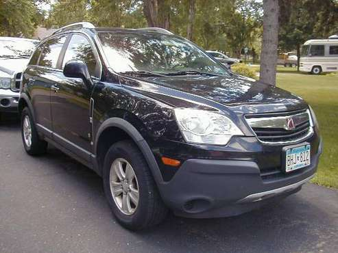 2008 Saturn Vue XE Loaded Clean Title Rust FreeSharpExcellentCondition for sale in Saint Cloud, MN
