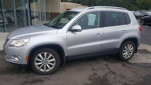 2011 Volkswagen Tiguan 2 0t With 130 000 Miles For Sale In Akron In Classiccarsfair Com