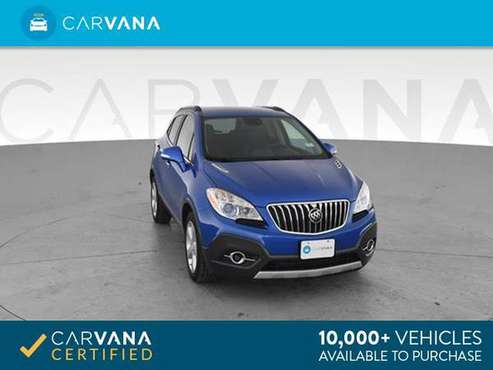 2016 Buick Encore Convenience Sport Utility 4D suv Blue - FINANCE for sale in Atlanta, CO