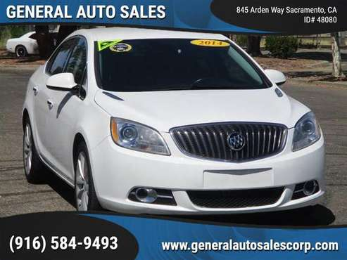 2014 Buick Verano ** Low Miles ** Clean Title ** Like New ** Must See for sale in Sacramento , CA