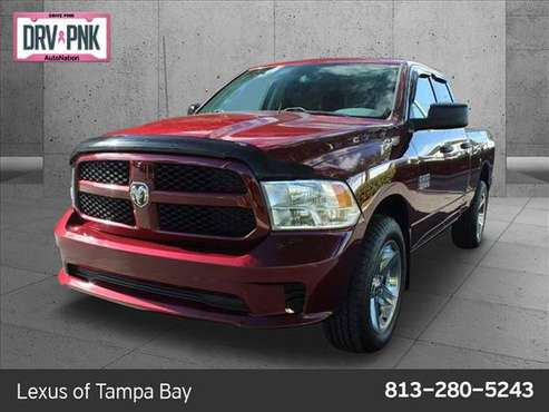 2016 Ram 1500 Express 4x4 4WD Four Wheel Drive SKU:GS344527 - cars &... for sale in TAMPA, FL