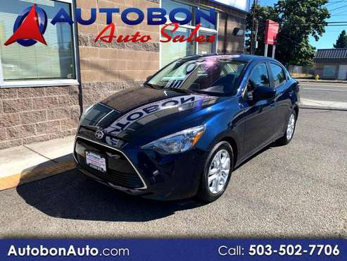 2016 Scion Ia 4DR SDN MAN (NATL) 6 Speed Manual - cars & trucks - by... for sale in Portland, OR