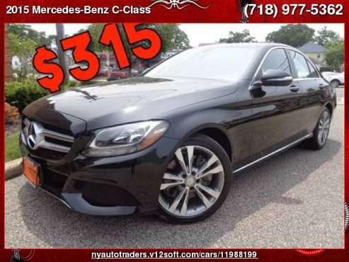 2015 Mercedes-Benz C-Class 4dr Sdn C300 4MATIC for sale in Valley Stream, NY