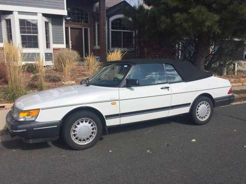 1991 Saab 900 Turbo for sale in Louisville, CO