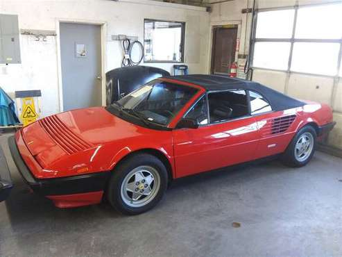 1985 Ferrari Mondial Convertible for sale in Colorado Springs, CO
