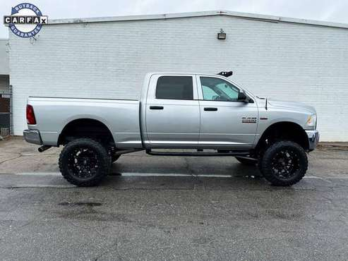 Dodge Ram 2500 4x4 Lifted Crew Cab 4WD Bluetooth Keyless Pickup... for sale in Charlotte, NC
