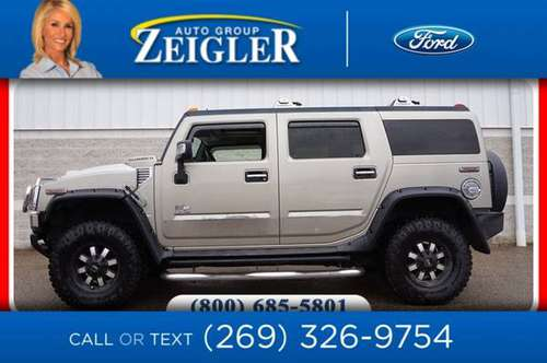 *2007* *Hummer* *H2* *LUXURY* for sale in Plainwell, IN