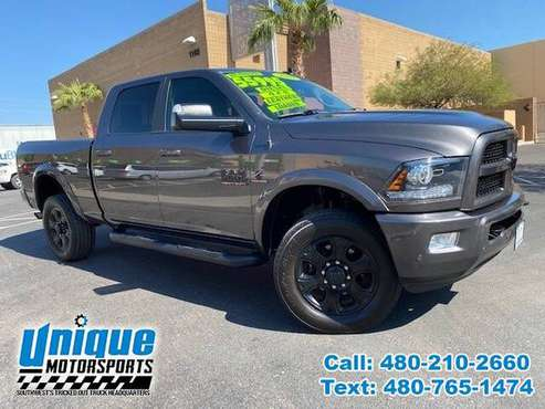 2016 RAM 2500HD LARAMIE CREW CAB TRUCK ~ LOW MILES ~ CUMMINS ~ HOLI... for sale in Tempe, AZ