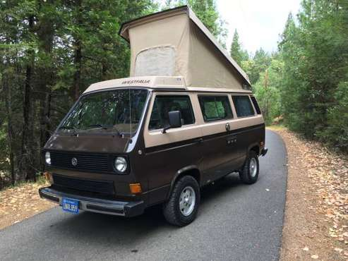 1984 vw Vanagon Westfalia New Paint/AC/California for sale in Grants Pass, OR