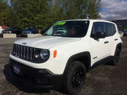 2017 Jeep Renegade Sport / AWD for sale in Anchorage, AK