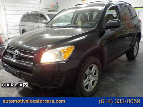 2009 Toyota RAV4 4WD 4dr I4 Base with High solar energy absorbing... for sale in Groveport, OH
