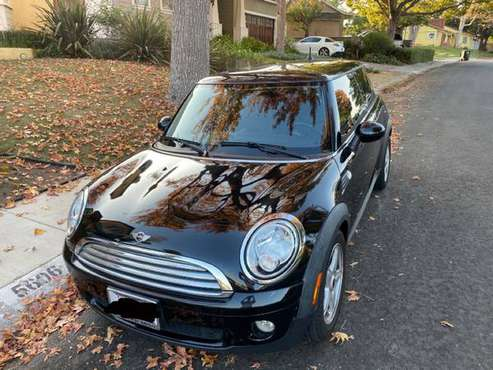 Mini Cooper 2009 - cars & trucks - by owner - vehicle automotive sale for sale in Los Angeles, CA