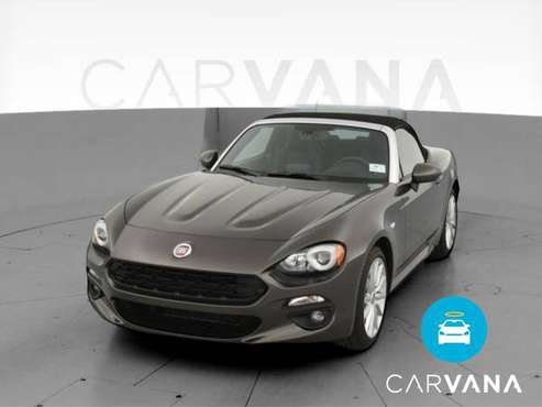 2017 FIAT 124 Spider Lusso Convertible 2D Convertible Gray - FINANCE... for sale in Memphis, TN