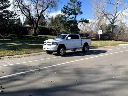 2014 RAM 1500 Sport 4WD - cars & trucks - by owner - vehicle... for sale in Fort Collins, CO