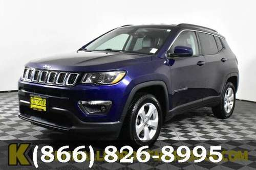 2018 Jeep Compass BLUE PRICED TO SELL! for sale in Meridian, ID