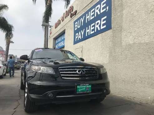 2006 INFINITI FX35 Base * EVERYONES APPROVED O.A.D.! * for sale in Hawthorne, CA