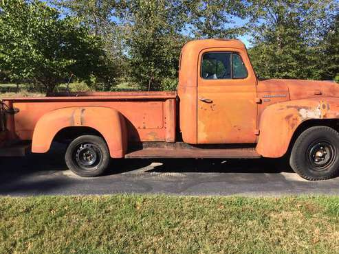 1953 INTERNATIONAL PICKUP 3/4 TON for sale in Brookline, MO