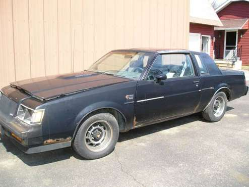 Wanted—Buick Grand National! no smog, backfees, no title, no problem! for sale in Coronado, CA